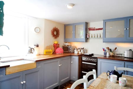 Fabulous historic seaside cottage - Broadstairs - Rumah