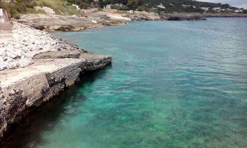 AFFORDABLE HOLIDAY close to the sea - Marina di Andrano - Apartamento