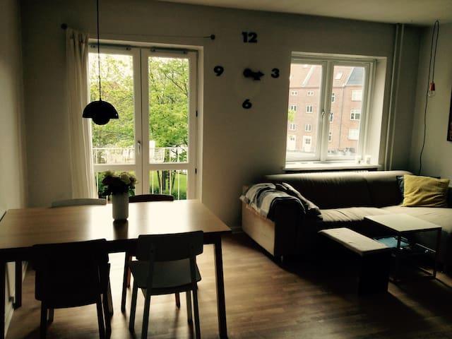 3 værelses lejlighed til Northside - Aarhus - Wohnung