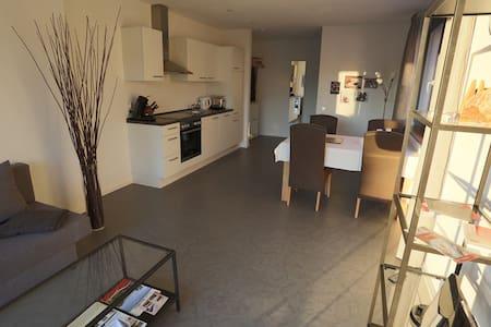 Topmodern in ruhiger Panoramalage - Neuffen - Квартира