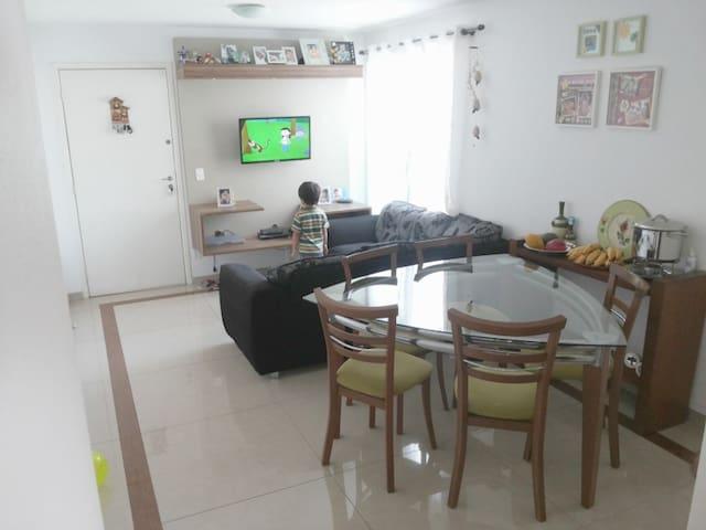 Lindo Apartamento Mobiliado - São Paulo - Appartement