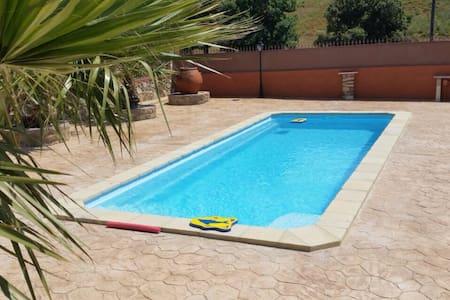 Villa Domus with swimming pool and tennis court - Santa Marinella - 別荘