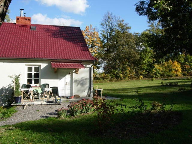 charming cottage in palace-park - Udrycze-Koniec