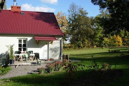 charming cottage in palace-park - Udrycze-Koniec