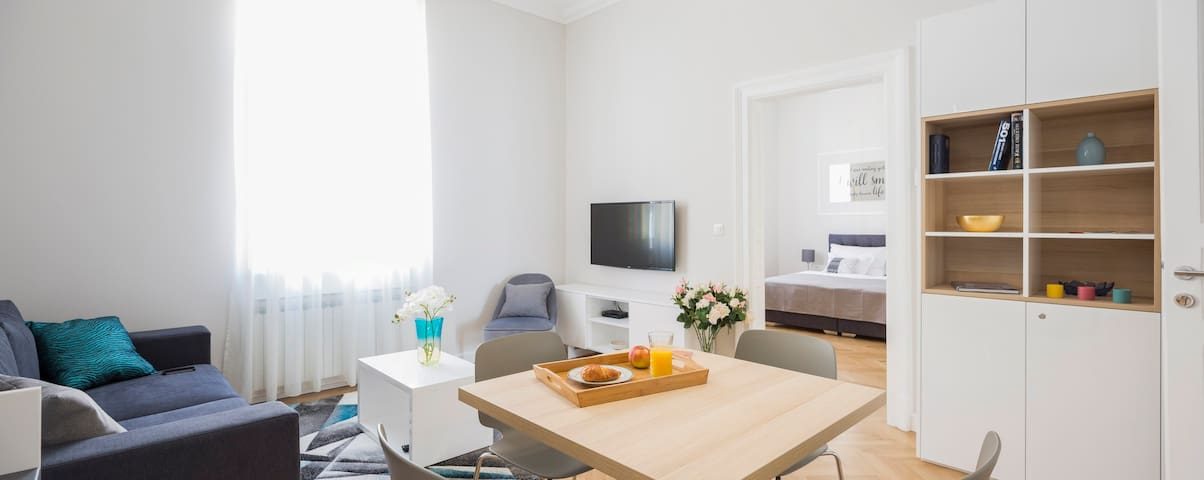 White Rose - Business and Leisure Apartment 4*