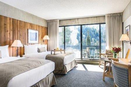 Resort living at Snowbird - Mountain View Room - Сэнди - Кондоминиум