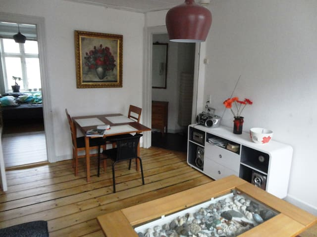 Appartement in Vesterbro - close to everything