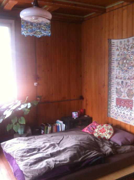 Das freie Zimmer