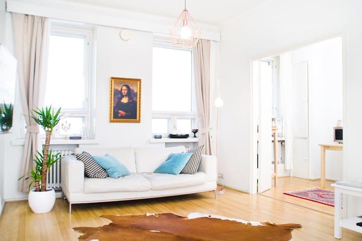 Fabulous Studio for fabulous people - Helsínquia - Apartamento