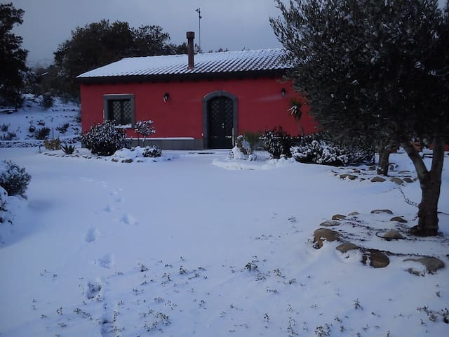 Country House - Linguaglossa