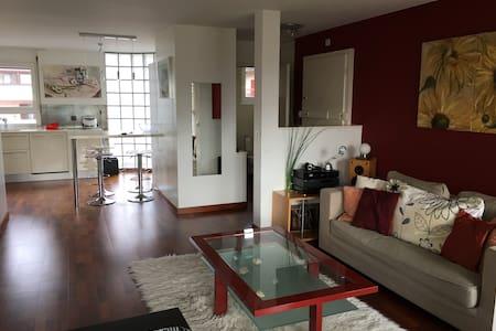 BEL APPARTEMENT CENTRE ET PROCHE DE LA GARE - Gland - Wohnung
