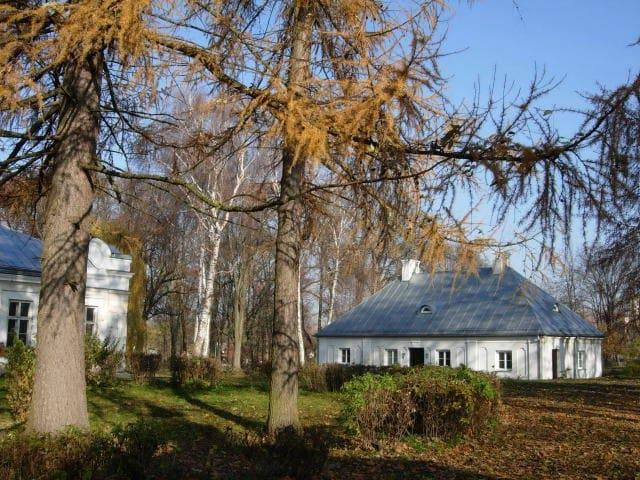 17 century Officium near palace - Udrycze-Koniec - Daire