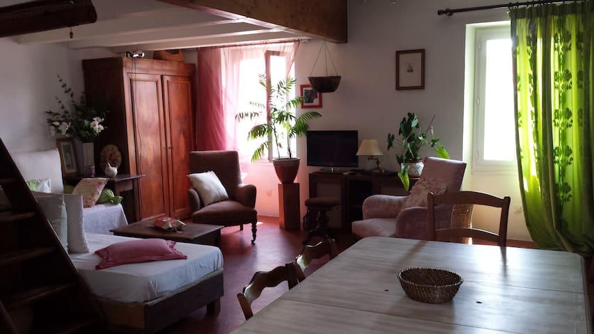 Petit Loft de charme en Provence
