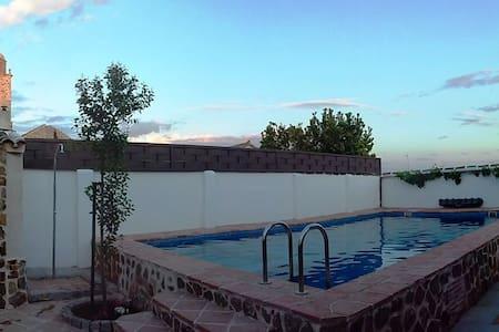 Casa Rural La Perdiz Dorada - Toledo - Haus