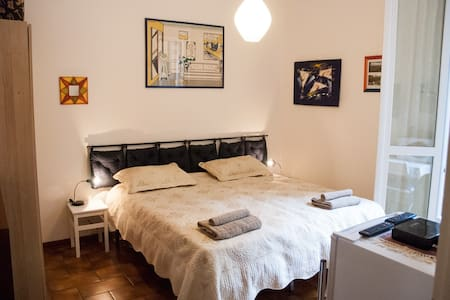 Cozy room with private bathroom - Florenz - Wohnung