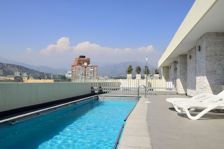 COZY HOME-STUDIO W/AMAZING VIEW - Las Condes  - Apartmen