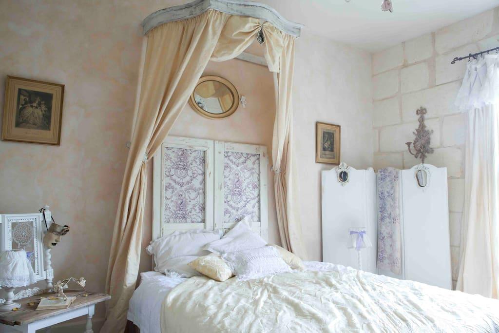 Chambres maison de charme bordeaux chambres d 39 h tes for Chambre d hote bordeaux
