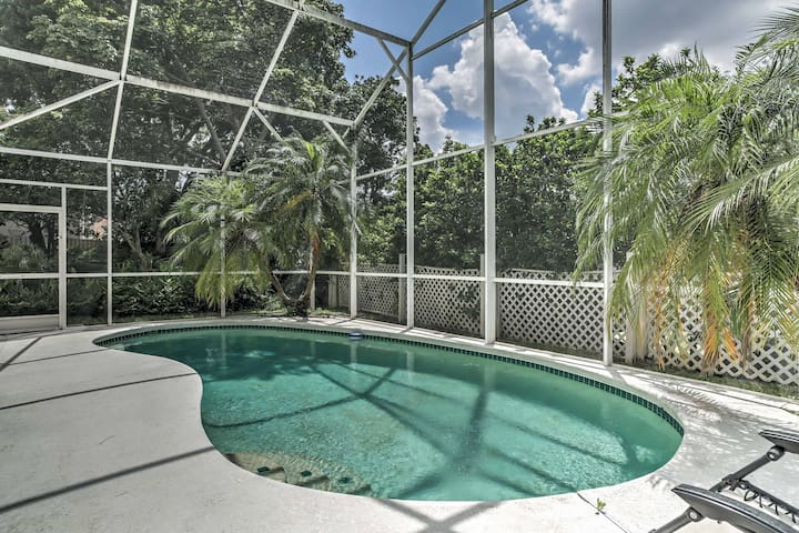 NEW! 4BR Orlando House Close to Disney Attractions