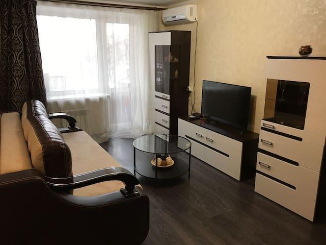 Квартира на Народной.