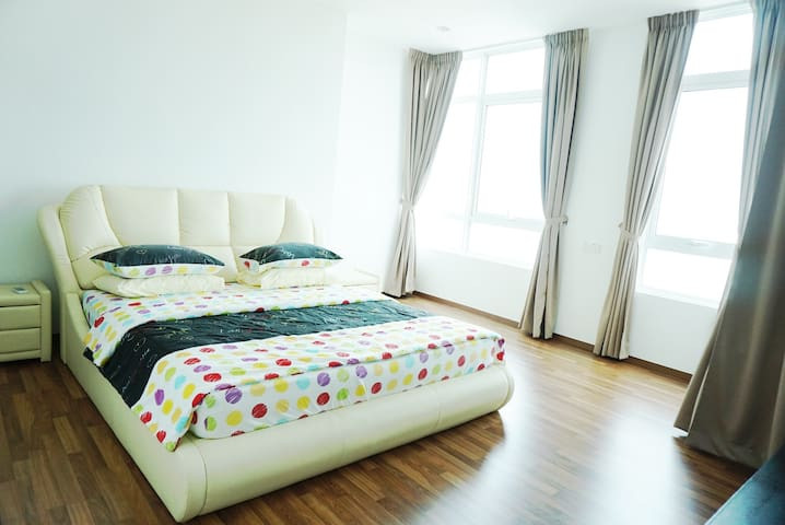 Deluxe 4bedrooms Suite - Pulau Pinang - Apartment