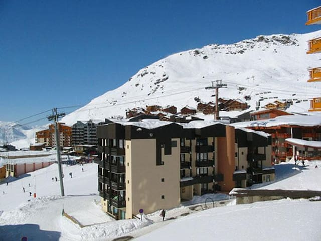 Quartier Caron, situation idéale. - VAL THORENS - Appartement