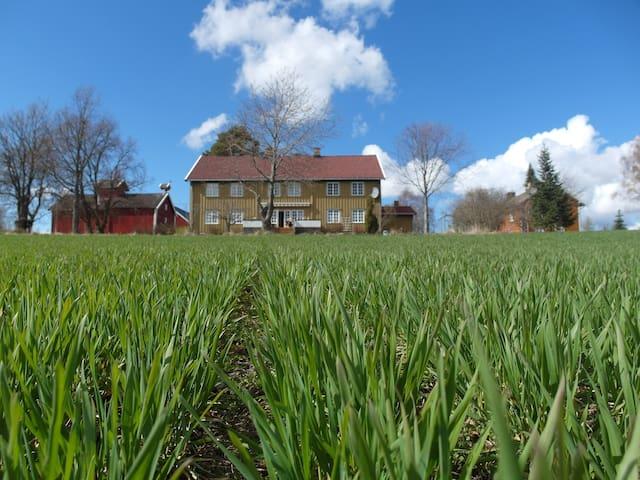 Pusterom i vakre omgivelser  - Fenstad - Talo