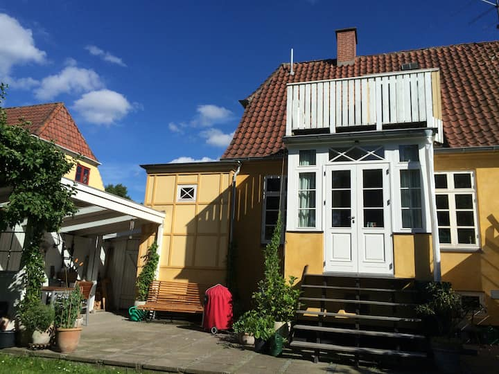 Charming townhouse in Copenhagen