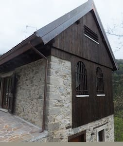 Delizioso chalet in legno e pietra - Comeglians - Zomerhuis/Cottage