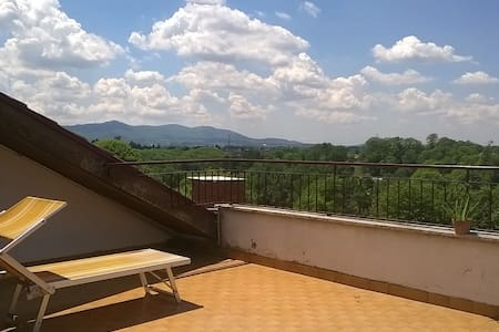 Appartamento panoramico - Palestrina - Appartement