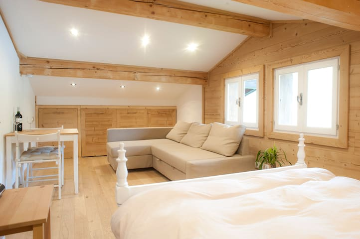 Self-Catered Ski Apartment Eden  - Morzine - Apartemen