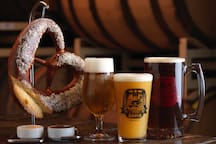 Peter B's Brewery - Monterey's First Craft Brewery