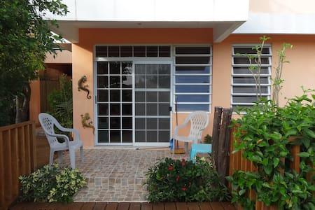 Casa Alejada - Garden Apartment - Bo Carencro, San Jacinto, Guanica
