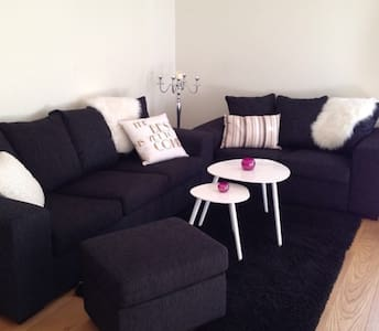 Perfectly located cozy apartment - Norrtälje