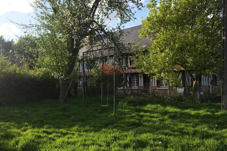 Beautiful Normandy House - Drucourt - Talo