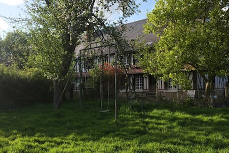 Beautiful Normandy House - Drucourt - Hus