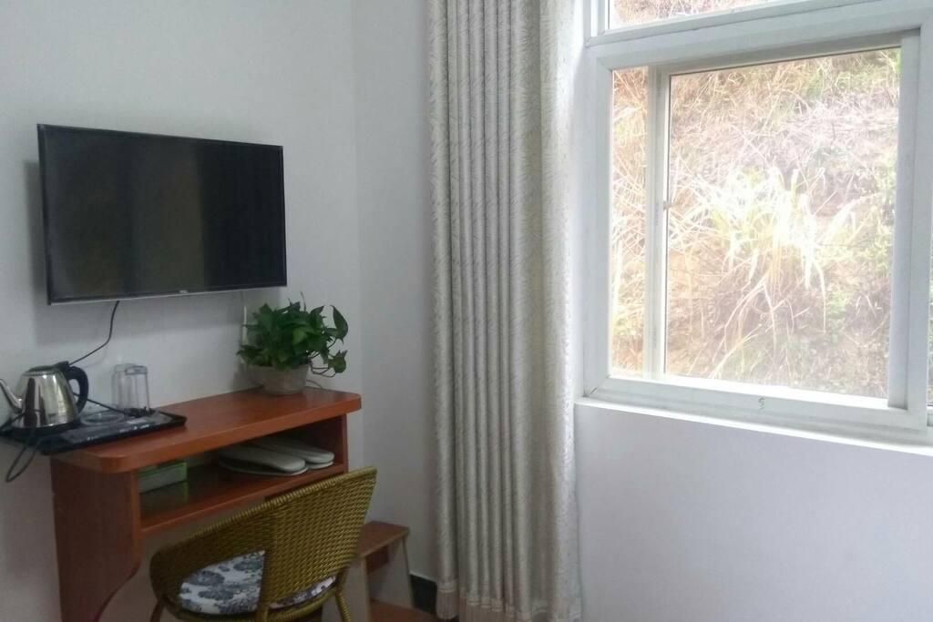 石浪人家——客房设备