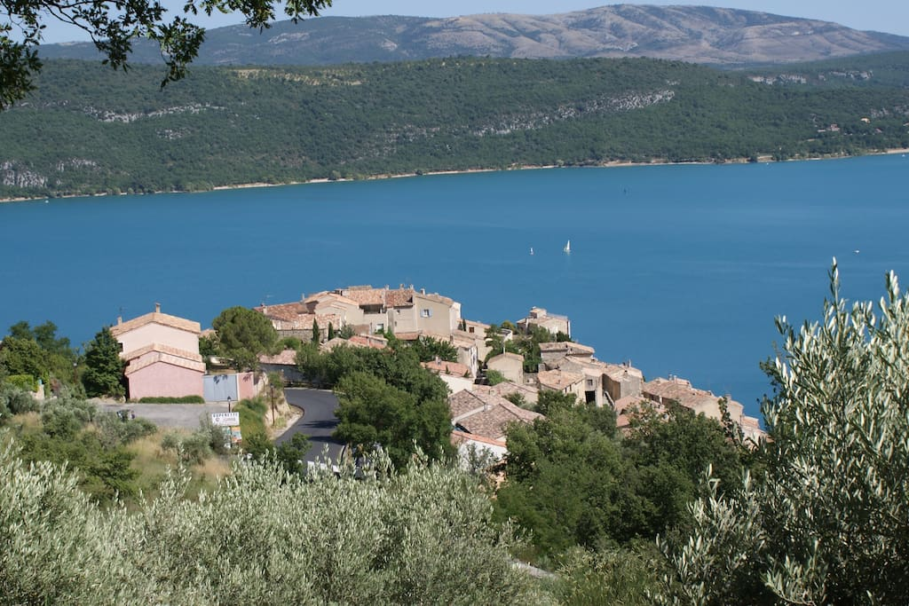 Studio provencal apartments for rent in sainte croix du - Office du tourisme sainte croix du verdon ...