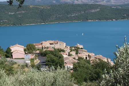Studio provencal - Sainte-Croix-du-Verdon - Apartment