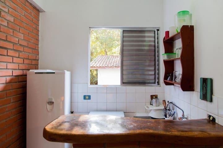 Apartamento para 3 pessoas em Pauba