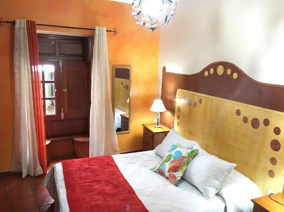 Bonito cuarto para relax