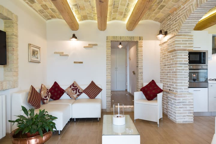 I 3 Laghi - St' Agnese Ground floor - Citta' Sant'Angelo - Rumah