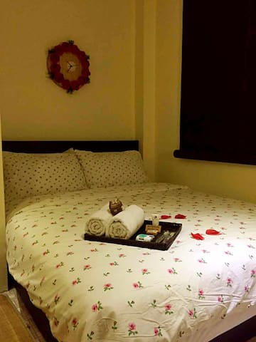 Romantic room-5 mins walk to Jonker Street