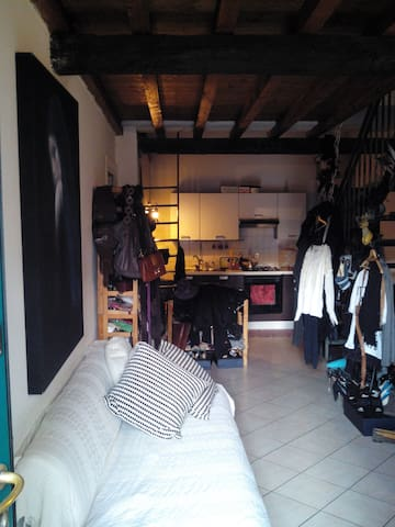 Navigli flat in young environment - Mailand - Haus