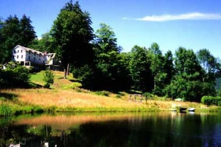 Catskill Mtns Retreat - up to 20 BRs - Big Indian - House