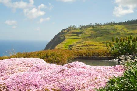 Droomvilla aan de oceaan - Ponta Do Pargo - 別荘