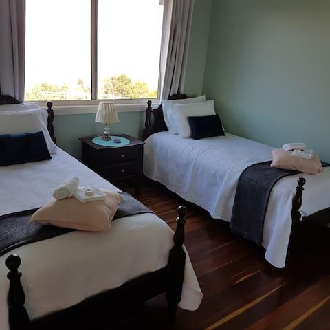 Dela Costa House - Aqua Room $120