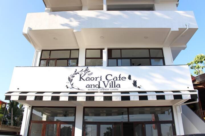 Kaori Cafe and Villa Sea View