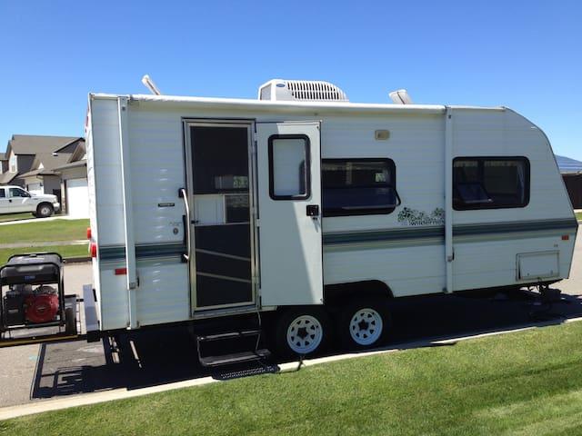 Travel Trailer for Rent - Liberty Lake - Lakókocsi/lakóautó