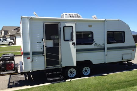 Travel Trailer for Rent - Liberty Lake