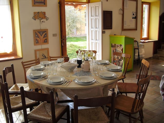 La Grassa Holiday - San Pietro - House